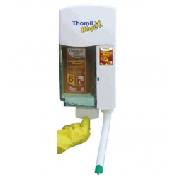 Doseador para garrafas / pulverizadores / bancas de cozinha