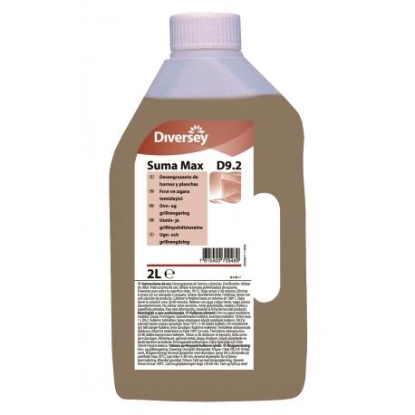 Suma Max D9.2 (2 x garrafa 2 l)