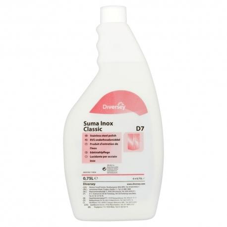 Suma Inox Classic D7 (6 x garrafa 750 ml)