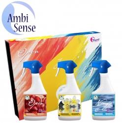 Ambi Sense Mixto (3 x pulverizador 500 ml)
