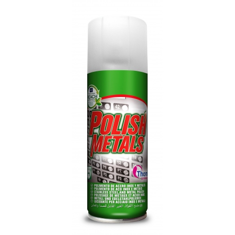 Polish Metals (6 x frasco spray 400 ml)