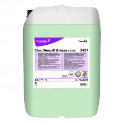 Clax Deosoft Breeze conc 54B1 (bilha 20 l)