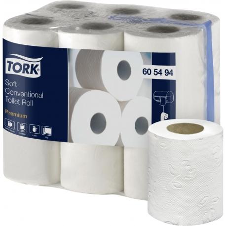 Papel higiénico convencional (108 rolos x 19 m)