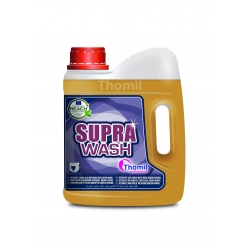 Supra Wash (4 x bilha 2.3 kg) + Balance (1 x bilha 1 l)