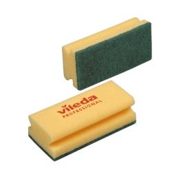 Esfregão com esponja verde (emb. 10 uni)