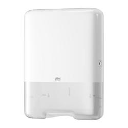 Dispensador de toalhas de mãos dobradas H3 branco