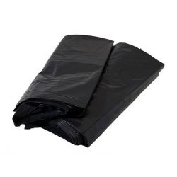 Saco 60 x 100 cm preto (emb. 10 kg)