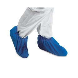Pés descartáveis (cobre sapatos) (100 uni)