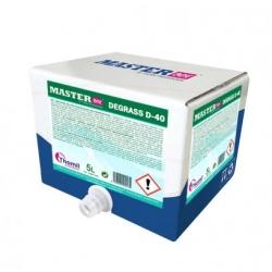 MasterBox Degrass D-40 Bac (caixa 5l)