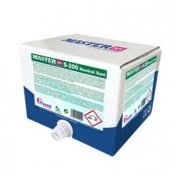 MasterBox S-200 Neutral Sani (caixa 5l)