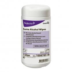 Suma Alcohol Wipes (emb. 150 uni)