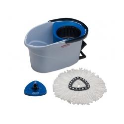 Balde em kit UltraSpin com pedal 12 l (conjunto)