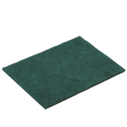 Esfregão cortado verde (emb. 10 uni)